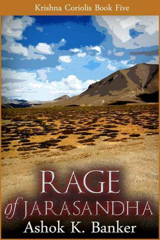 Rage of Jarasandha (Krishna Coriolis, #5)
