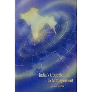 Indias Contribution to Management