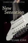 New Sensation (Curves for the Rockstar #1)