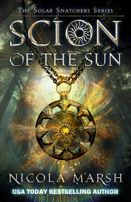 Ebook Scion of the Sun (Solar Snatchers, #1) by Nicola Marsh PDF!