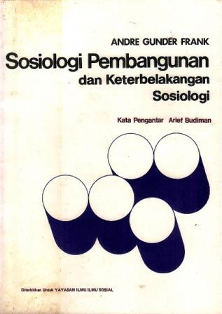 Sosiologi Pembangunan dan Keterbelakangan Sosiologi