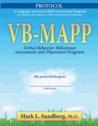VB-MAPP: Verbal Behavior Milestones Assessment and Placement Program (Protocol)