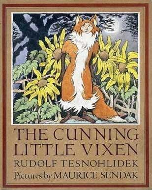 The Cunning Little Vixen by Rudolf Těsnohlídek