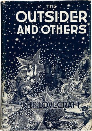 Resultado de imagem para The Outsider and Others de H. P. Lovecraft