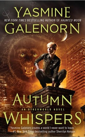 Autumn Whispers (Otherworld/Sisters of the Moon, #14)