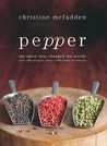 Pepper: The spice that changed the world: Over 100 recipes, over 3,000 years of history