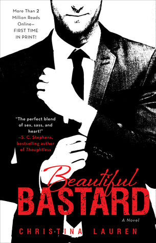 Beautiful Bastard Book Cover