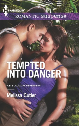Tempted into Danger (ICE: Black Ops Defenders #1)