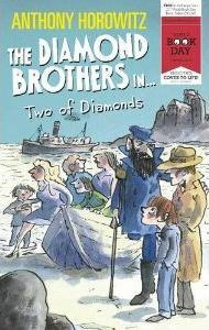 The Diamond Brothers in...Two of Diamonds (The Diamond Brothers, #5-6)