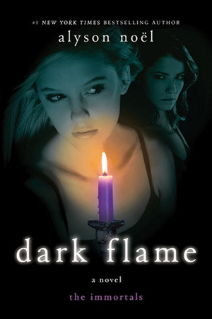 Dark Flame (The Immortals, #4)