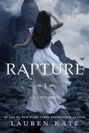Bilderesultat for rapture book lauren kate