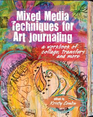 Art Journal Workbook, Best Mixed Media Techniques