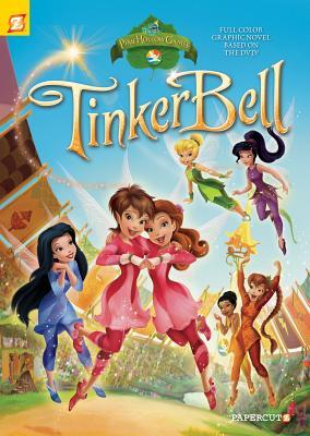 Tinker Bell and the Pixie Hollow Games (Disney Fairies Graphic Novel #13)