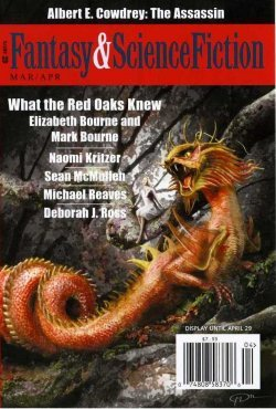 Fantasy & Science Fiction, March/April 2013 (The Magazine of Fantasy & Science Fiction, #706)