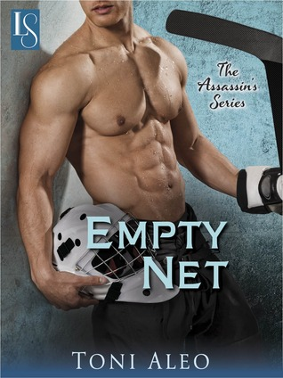 Empty Net Book Cover