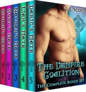 The Vampire Coalition: The Complete Boxed Set (The Vampire Coalition, #1-5)