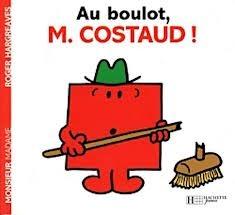 Au Boulot, M. Costaud!