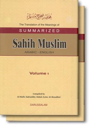 Summarized Sahih Muslim (2 Volumes)