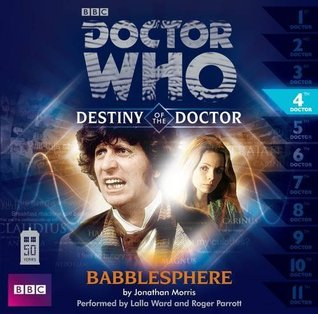 Doctor Who: Babblesphere (Destiny of the Doctor, #4)