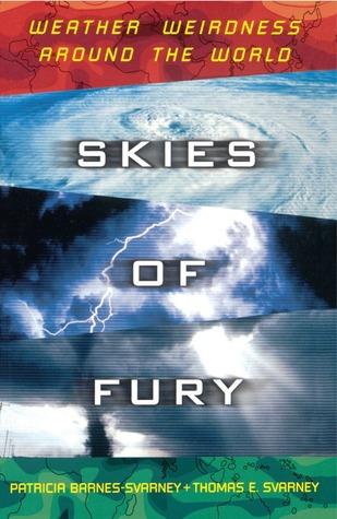 Skies of Fury by Patricia Barnes-Svarney