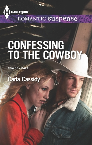Confessing to the Cowboy (Cowboy Cafe, #4)
