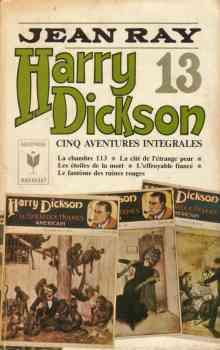 Harry Dickson 13