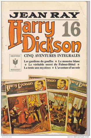 Harry Dickson 16