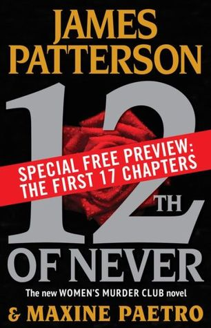 12th of Never [Excerpt: First 17 Chapters]
