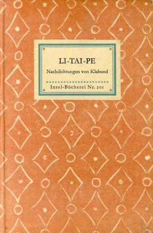 Li-Tai-Pe-Nachdichtungen