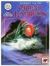 Horror on the Orient Express by Geoff Gillan
