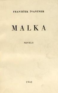 Malka (novely)