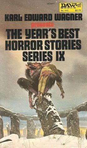 The Year's Best Horror IX