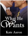 What He Wants by Kate Aaron