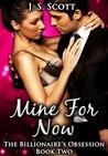 Mine for Now ~ Simon by J.S. Scott