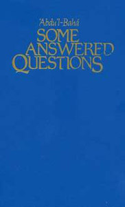 Some Answered Questions by Abdu'l-Bahá