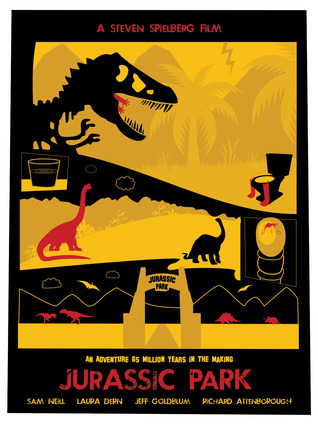 Jurassic Park: Screenplay