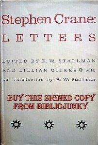 Stephen Crane: Letters