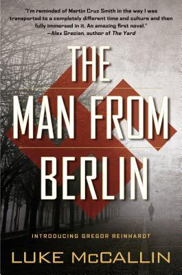 The Man From Berlin(Gregor Reinhardt 1)