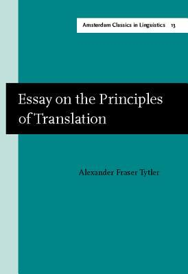 translation techniques essay Identifying translation teaching strategies: an exploratory study bibiana clavijo, phd (c)1  this article aims at identifying translation teaching techniques and strategies it also compares them with the advances in translation didactics, in order to  translation studies are new, compared to the time when this activity began according.