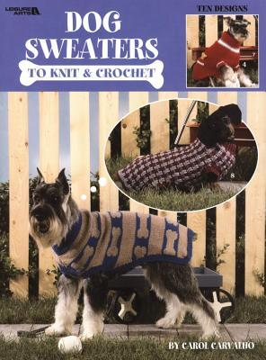Dog Sweaters (Leisure Arts #934)