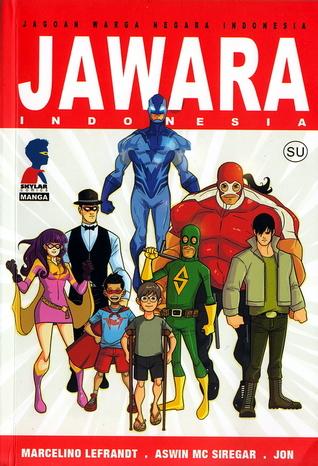 Jawara Indonesia: Jagoan Warga Negara Indonesia