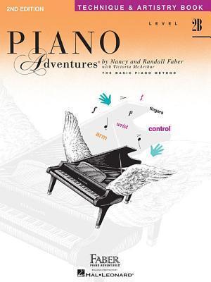Piano Adventures Technique & Artistry Book, Level 2B