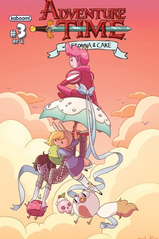 Adventure Time With Fionna and Cake #3