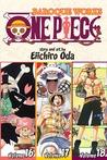One Piece: Baroque Works 16-17-18, Vol. 6 (One Piece: Omnibus, #6)