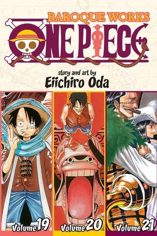 One Piece: Baroque Works 19-20-21, Vol. 7 (One Piece: Omnibus, #7)