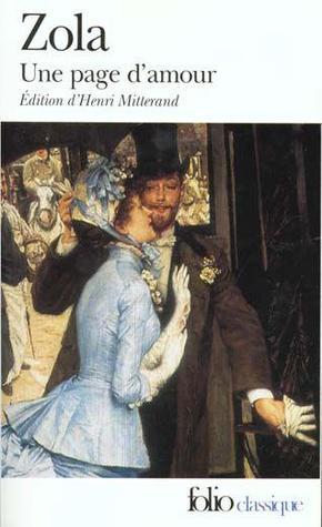 un mariage d amour emile zola