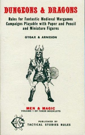 Dungeons & Dragons, Vol. 1: Men & Magic
