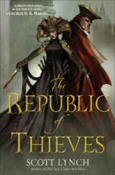 The Republic of Thieves(Gentleman Bastard 3)
