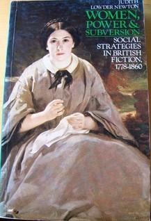 Women, Power, and Subversion: Social Strategies in British Fiction, 1778-1860