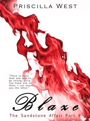 Blaze(The Sandstone Affair 4)
